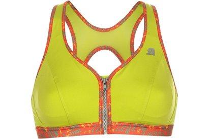 Active Zip Sports Bra Ladies
