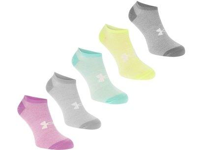 Essential No Show Socks Ladies