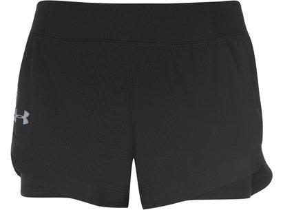 Speed 2 in 1 Shorts Ladies