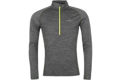 Infinity Long Sleeve Running T-Shirt Mens