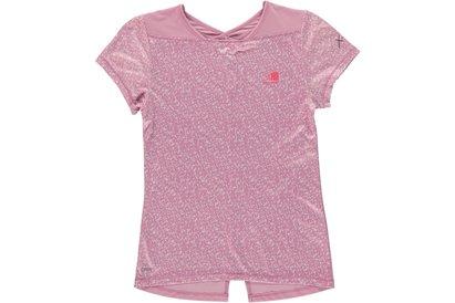 X Race Short Sleeve T-Shirt Junior Girls