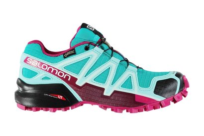 SpeedCross 4 GTX Ladies Trail Running Shoes