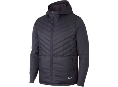AeroLayer Running Jacket Mens