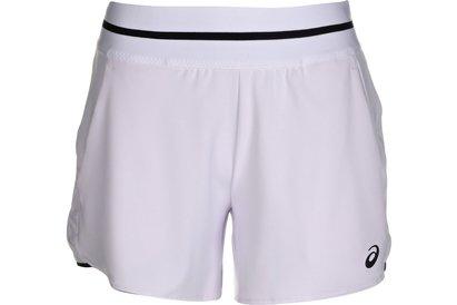 Club Knit Tennis Shorts Ladies