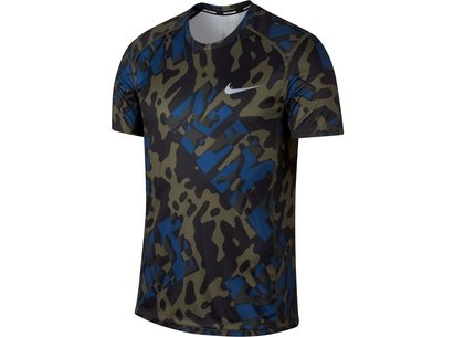 Miler Short Sleeve Running Top Mens