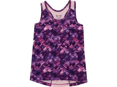 Fitted Vest Junior Girls