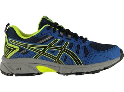 GEL Venture 7 Junior Trail Running Shoes