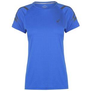Icon Short Sleeve Running T Shirt Ladies