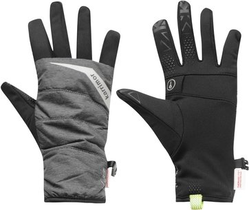 Quilted Running Gloves