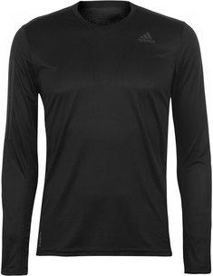 Own The Run Long Sleeve T Shirt Mens