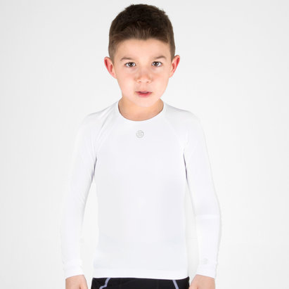 SKINS Baselayer L/S top Kids