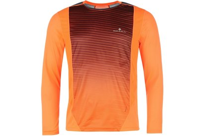 Ron Hill Long Sleeve Running Top Mens