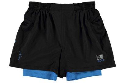 Karrimor XLite 2 in 1 Shorts Junior Boys