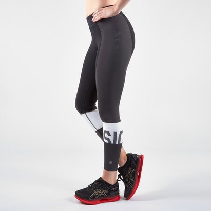Asics Colour Block 7 8 Tights Ladies