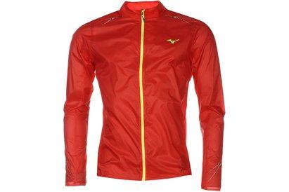 Mizuno Lightweight 7D Running Jacket Mens
