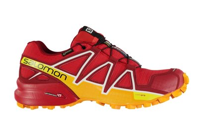 Salomon Speedcross 4 GTX Mens Trail Running Shoes