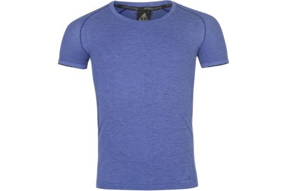 adidas Primeknit T Shirt Ladies