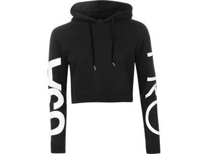 USA Pro Over Sized Cropped Hoodie