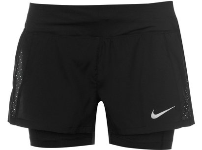 Nike Eclipse 2in1 Shorts Ladies