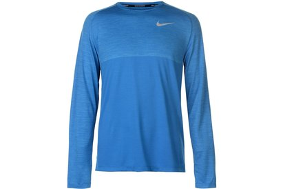 Nike Medal Long Sleeve Top Mens