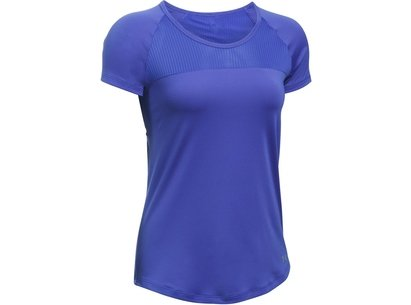 Under Armour Armour Fly By Ladies Short Sleeve Performance T-Shirts