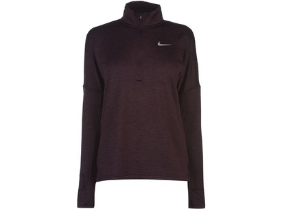 Nike Ladies Element Sphere Half Zip Top