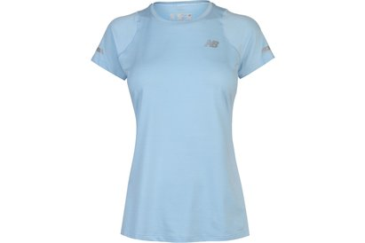 New Balance Seasonless T-Shirt Ladies