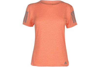 adidas Response Running T-Shirt Ladies