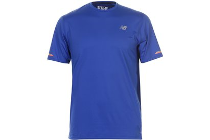 New Balance Ice T-Shirt Mens
