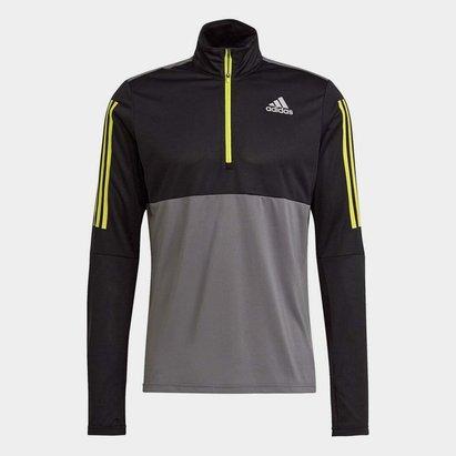 Nike Miler Long Sleeve Top Mens