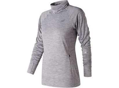 New Balance Heat Long Sleeve Top Ladies