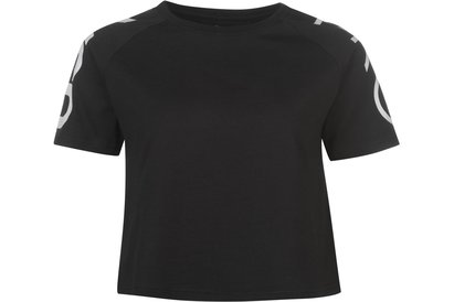 USA Pro Cropped T-Shirt Ladies