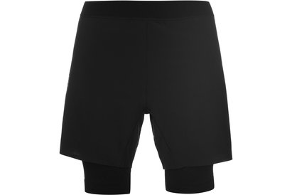 Salomon ExoMotion Running Shorts Mens