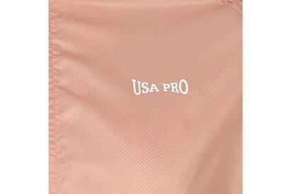 USA Pro Lightweight Mac Jacket Ladies