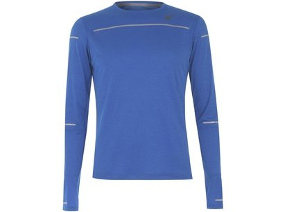 Asics Lite Show Long Sleeve T Shirt Mens