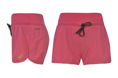 Asics Pace Woven Shorts Ladies
