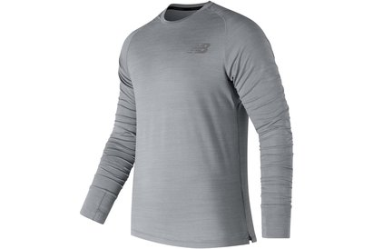 New Balance Seasonless Long Sleeve Performance Top Mens