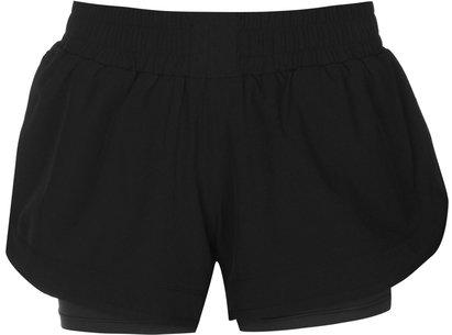 USA Pro 2 in 1 Shorts Junior Girls
