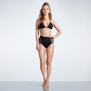 USA Pro Triangle Mesh Bikini Briefs Ladies