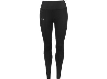 Under Armour Coldgear Reactor Run Tights Ladies