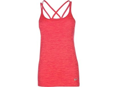 Nike Dri Fit Knitted Tank Top Ladies