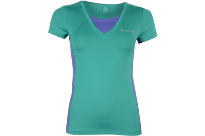 Odlo Kimber Ladies Short Sleeved Ladies T-Shirt