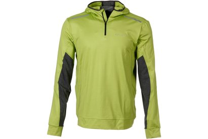 Falke Hooded Long Sleeve Running Shirt Mens
