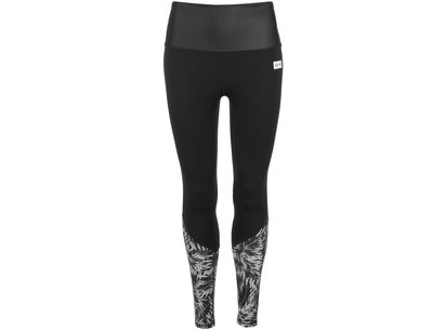 USA Pro Little Mix Panel Tights Ladies