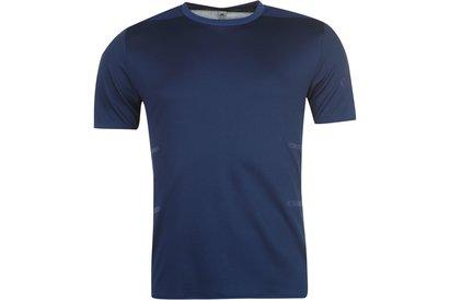 adidas Running Tee Shirt Mens