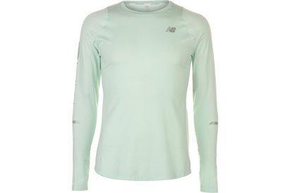 New Balance Seasonless Long Sleeve T Shirt Mens