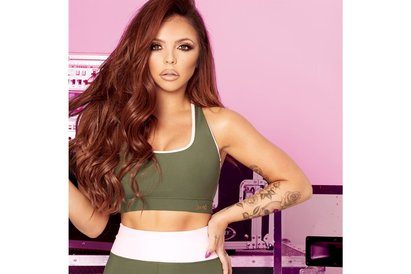 USA Pro Little Mix Sports Bra Ladies