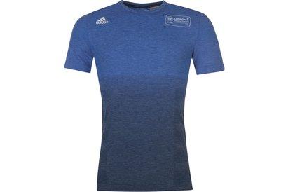 adidas Primeknit London Marathon 2017 T-Shirt Mens