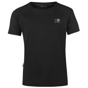 Karrimor Short Sleeved Running T-Shirt Juniors