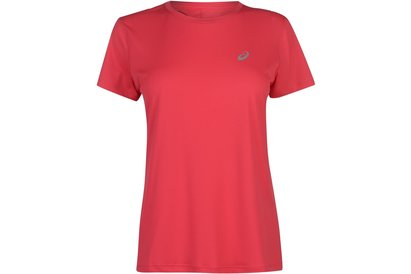 Asics Short Sleeve Running T-Shirt Ladies